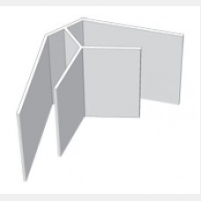 Угол  внутренний к панелям ПВХ 3,0 м