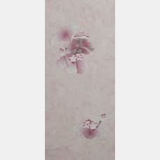 Панель ПВХ Розовая лилия 9006/2   0,25*2,7 м