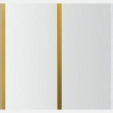 """Панель ПВХ Cофитто 2 """"Золото"""" 0,2*3 м"""