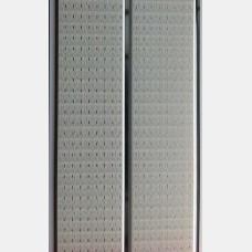 Панель ПВХ Штрих Грей 0,2*3,0 м